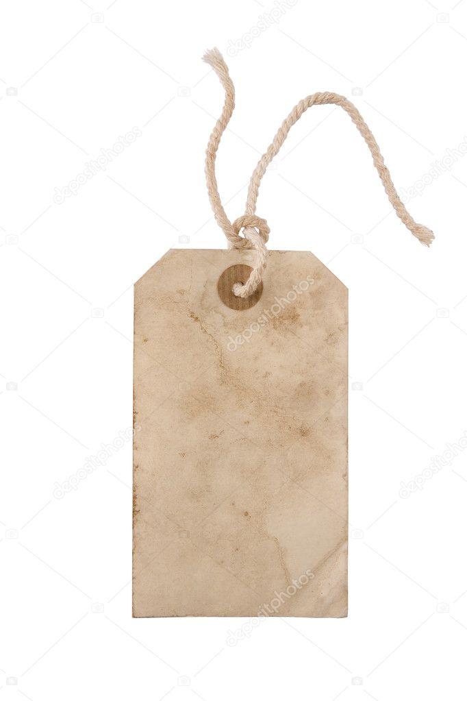682 x 1023 jpeg 124kB, Blank paper tag — Stock Photo © RLagui ...