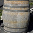 Stock Photo: Old barrel