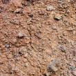 Stock Photo: Volcanic soil