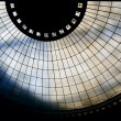 Glass cupola — Stock Photo