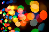 Blur lights — Stock Photo