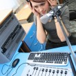 Live listening — Stock Photo #2543596