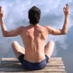 Meditation — Stock Photo #2543750
