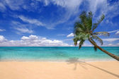 Teal Waters of the Hawaiian Islands — 图库照片