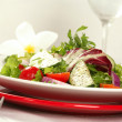 Stock Photo: View of Healthy Salad