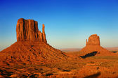 Beautiful Monument Valley Utah USA — Stock Photo