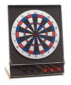 Travel darts — Stock Photo