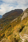 Grenoble view — Stock Photo