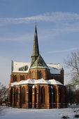 Minster Bad Doberan — Stock Photo