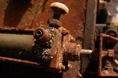 Moho en equipos industriales — Foto de Stock
