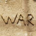 War — Stock Photo