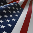 Stock Photo: Flag of The United states of america