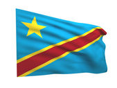 The Democratic Republic of the Congo — Stock Photo