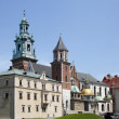 View of Wawel Castle — Stock Photo #2180828