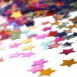 Stars in the form of confetti — Stock Photo #2181345