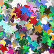 Stars in the form of confetti — Stock Photo #2181408