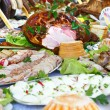 Easter food — Stockfoto