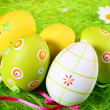 Painted Easter eggs — Stock Photo #2182459
