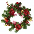Christmas wreath — Stock Photo #2182804