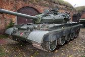 Military tank — Stock Photo