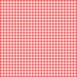 Stock Vector: Popular background pattern for picnics