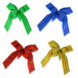 Stock Photo: Gift ribbons