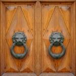 ドアのノブ — ストック写真