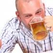 Drunk Man — Stock Photo #2416843
