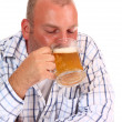 Drunk Man — Stock Photo