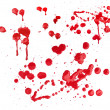 Foto Stock: Blood splatters