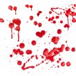 Blood splatters - Stock Photo