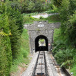 Rail tunnel — Stock Photo #2417727