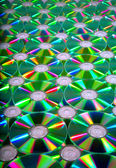 CD romes for background — Stock Photo