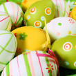 Painted Colorful Easter Eggs — Stock Photo #2608014
