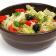 Salad in bowl - Stock Photo