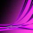 Stock Photo: Abstract background in magenta