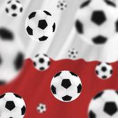 European soccer championship — Stock Photo