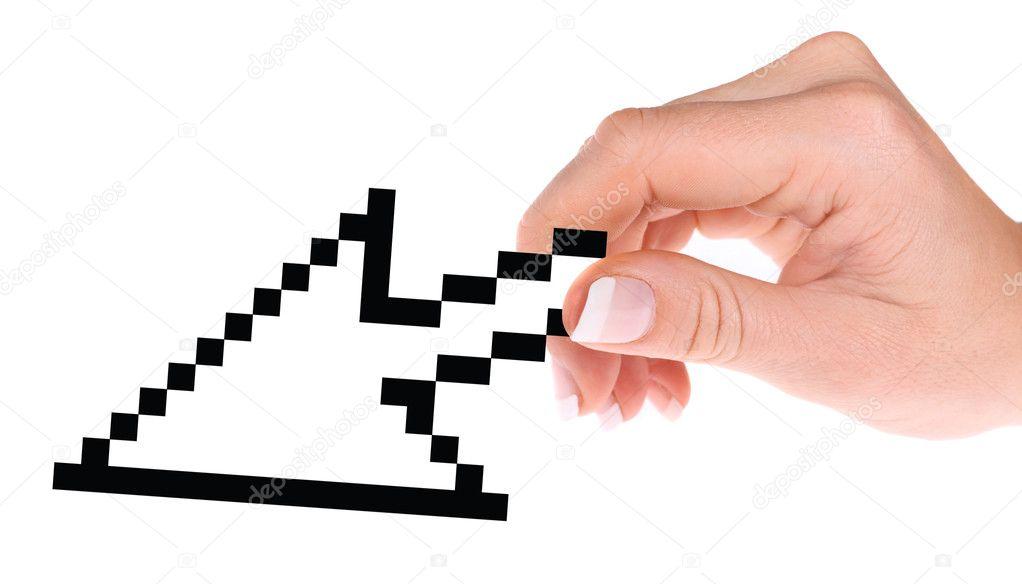 скачать курсор на компьютер