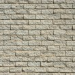 Stock Photo: Light colored brick wall
