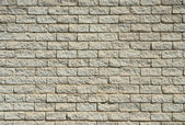 Light colored brick wall — Stock Photo