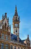 Neo-Gothic Architecture - PostPlaza — Stock Photo
