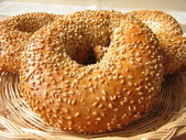 Bagel — Stock Photo