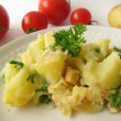 Royalty-Free Stock Photo: Home-made potato salad