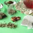 Tea variety — Stock Photo