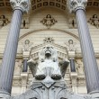 Details of basilica — Stock Photo