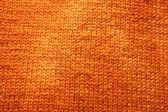 Orange wool — Stock Photo