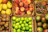 Market fruits — Stock Photo