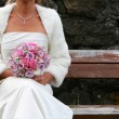 Waiting bride — Stock Photo #2304824