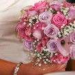 Bridal bouqet — Stock Photo