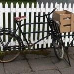 Old vintage bicycle — Stock Photo #2306967